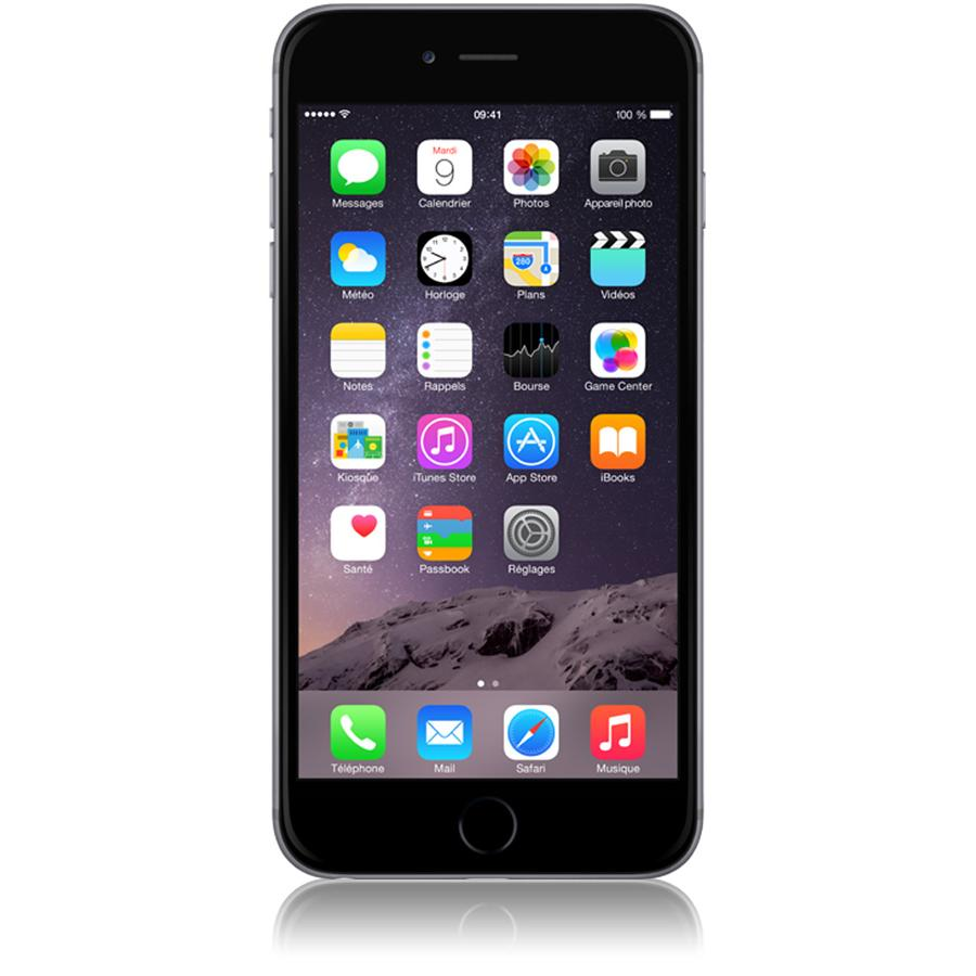 iPhone 6S Plus 64GB - Spacegrau - Ohne Vertrag
