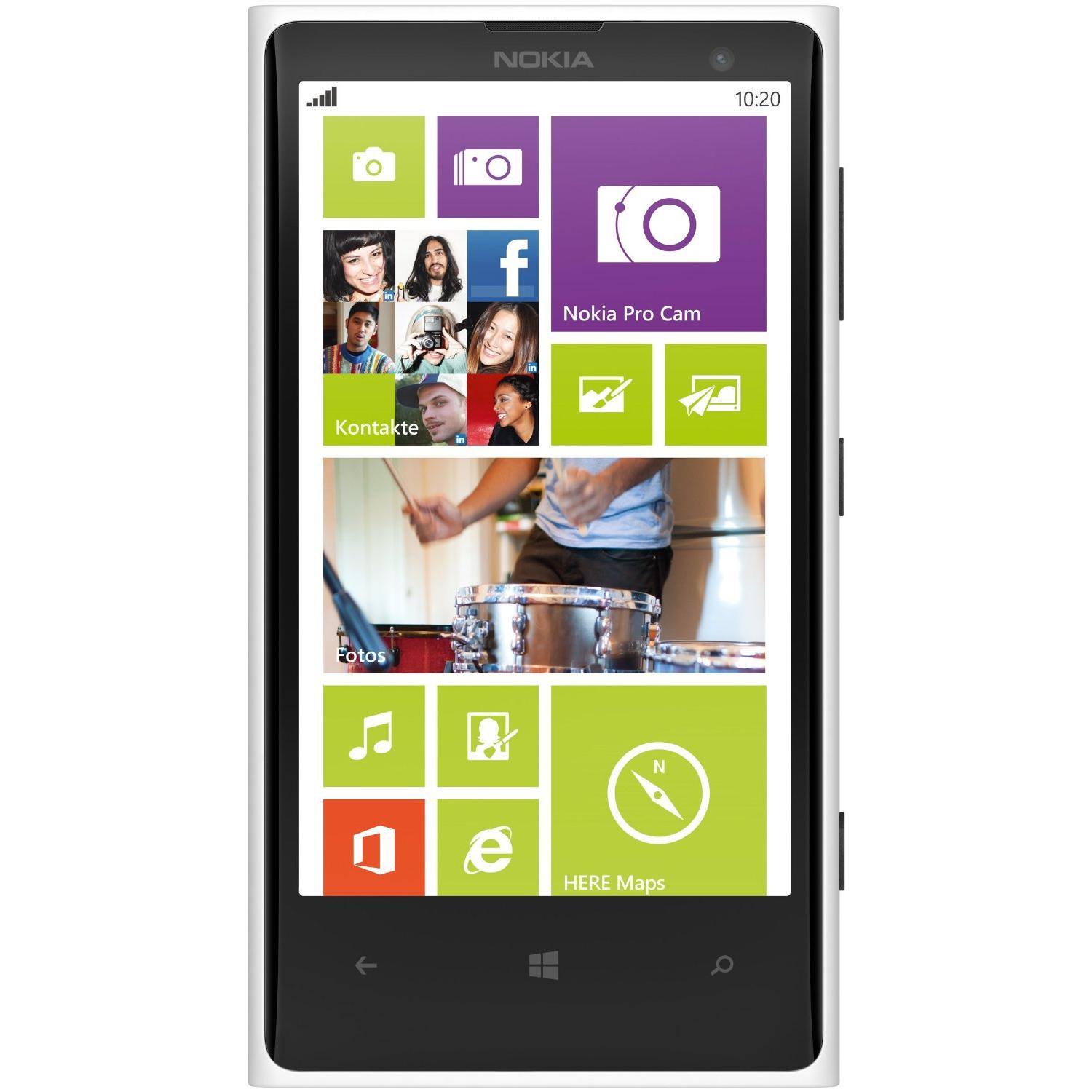 Nokia Lumia 1020 32 Gb - Blanco - SFR