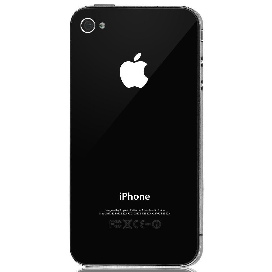 iPhone 4 32GB - Schwarz - Ohne Vertrag