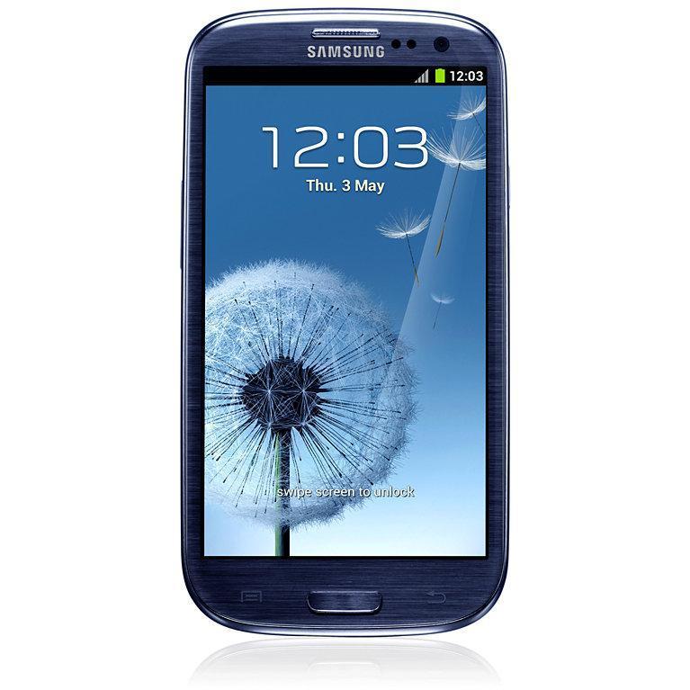 Samsung Galaxy S3 32 Go i9300 - Bleu - Débloqué