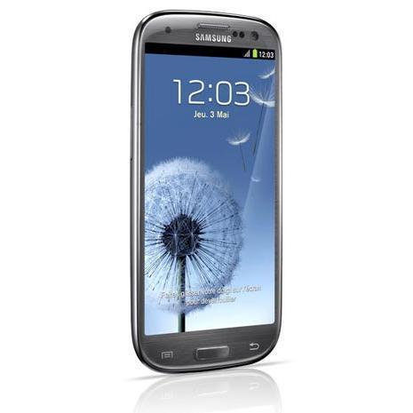 Samsung Galaxy S3 32 Go i9300 - Gris - Débloqué