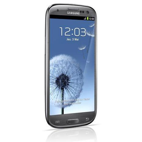 Samsung Galaxy S3 32 Gb i9300 - Gris - Libre