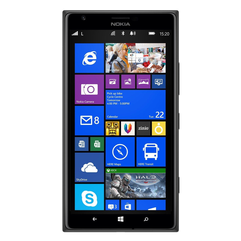Nokia Lumia 1520 32 Go - Noir - SFR