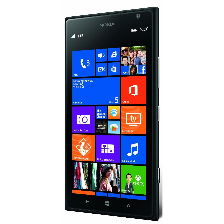 Nokia Lumia 1520 32 Go - Noir - Débloqué