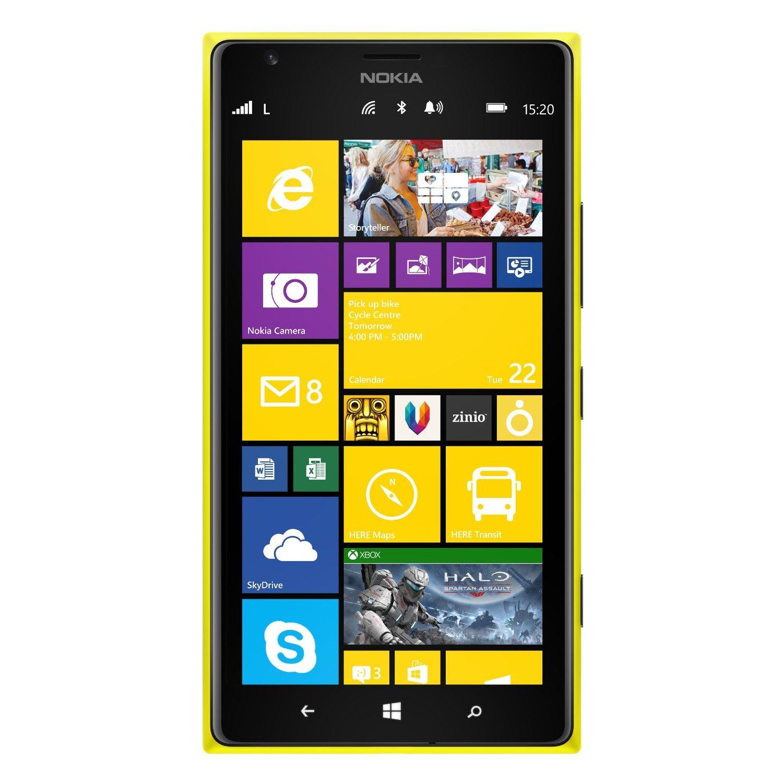 Nokia Lumia 1520 32 Go - Jaune - Débloqué
