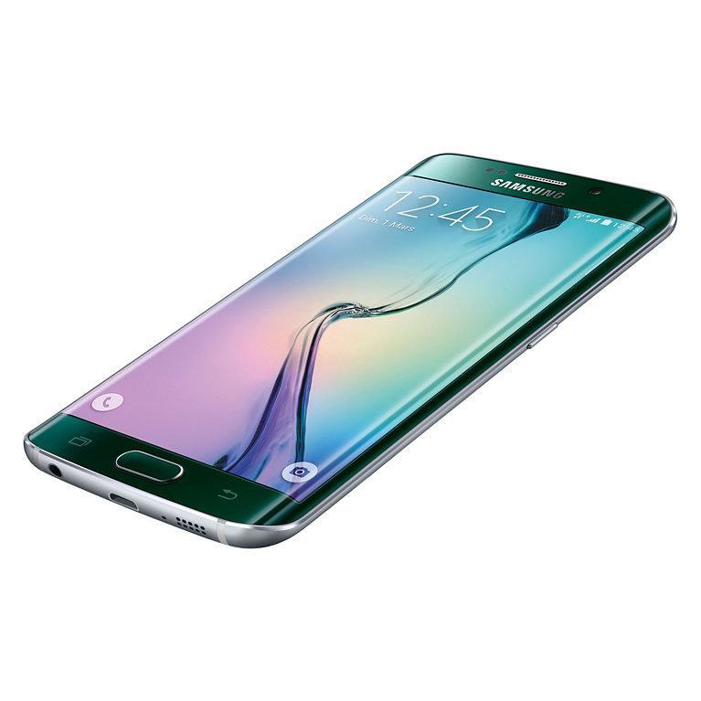 Galaxy S6 Edge 32GB G925 - Grün - Ohne Vertrag