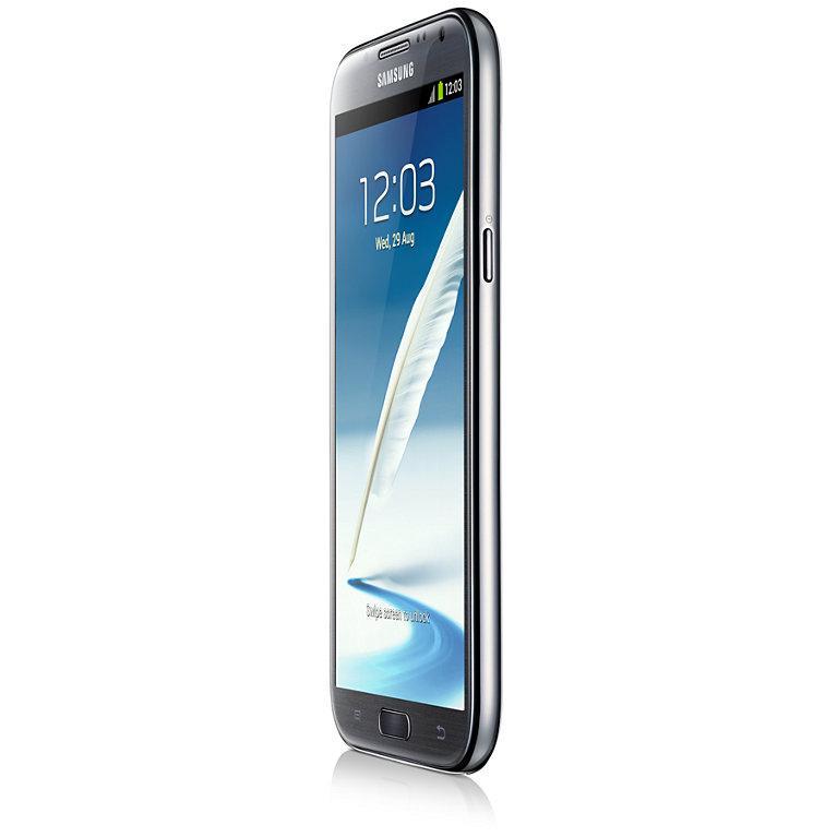 Galaxy Note 2 16GB N7105 4G - Grau - Ohne Vertrag