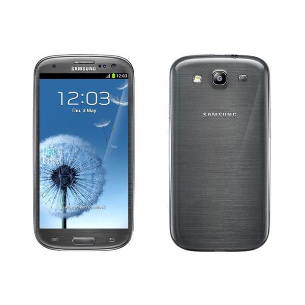Samsung Galaxy S3 16GB i9300 - Grau - Ohne Vertrag