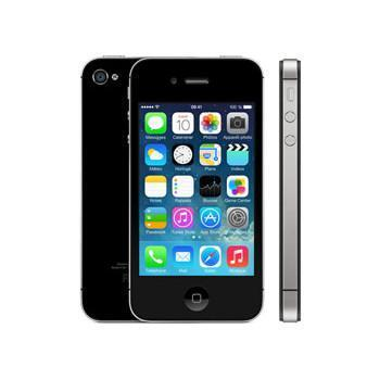 iPhone 4S 16 Gb - Negro - Naranja