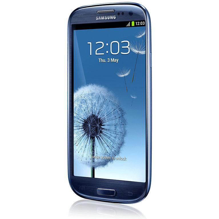 Samsung Galaxy S3 16GB i9305 4G - Blau - Ohne Vertrag
