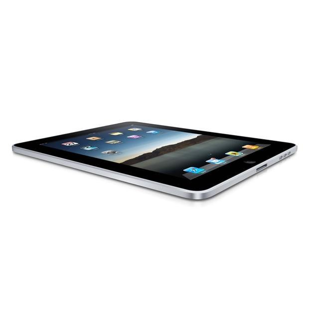 iPad 1 16GB - Schwarz - Wlan