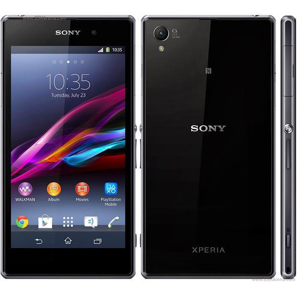 Sony Xperia Z1 16 Gb - Negro - Libre