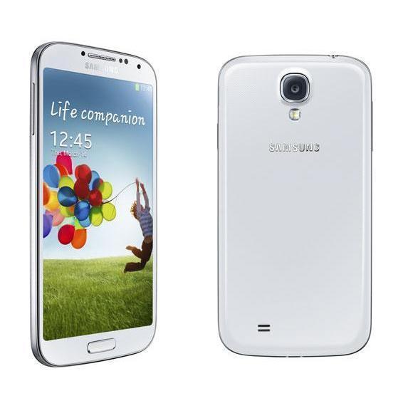 Samsung Galaxy S4 16 Go i9505 4G - Blanc - SFR