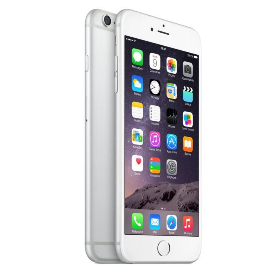iPhone 6 Plus 16GB - Silber - Ohne Vertrag