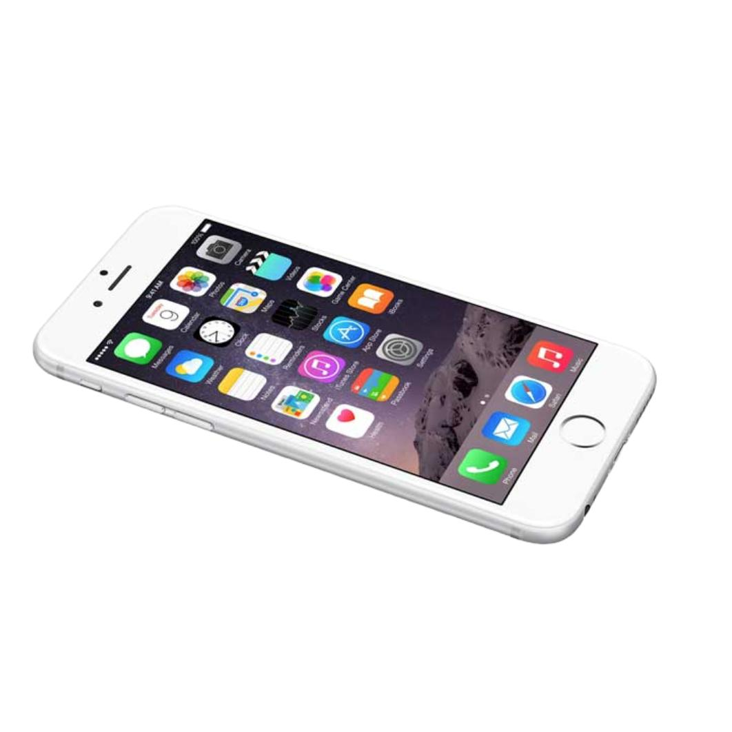 iphone 6 plus 16gb silber ohne vertrag gebraucht back market. Black Bedroom Furniture Sets. Home Design Ideas