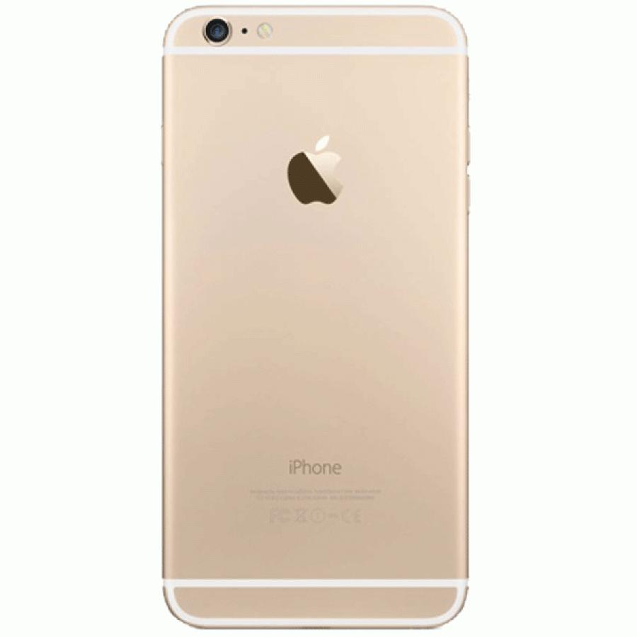iphone 6 plus 16 gb oro libre reacondicionado back. Black Bedroom Furniture Sets. Home Design Ideas