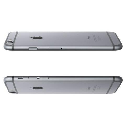 iPhone 6 Plus 128GB - Spacegrau - Ohne Vertrag