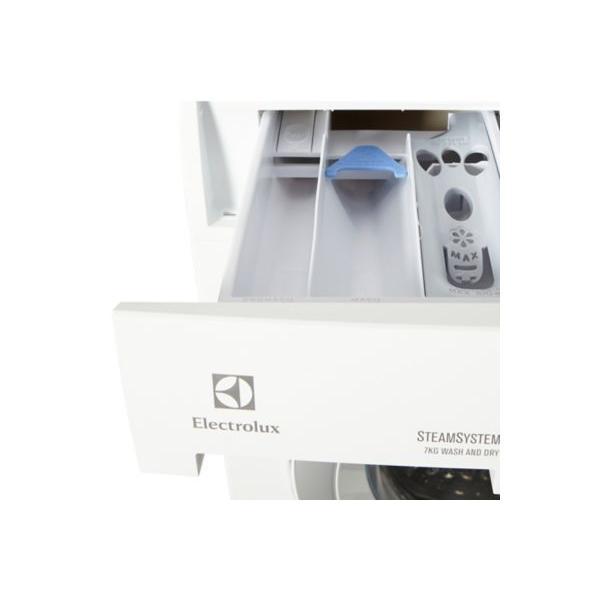 Lave-linge séchant frontal ELECTROLUX EWW 1686 HDW 7/8kg