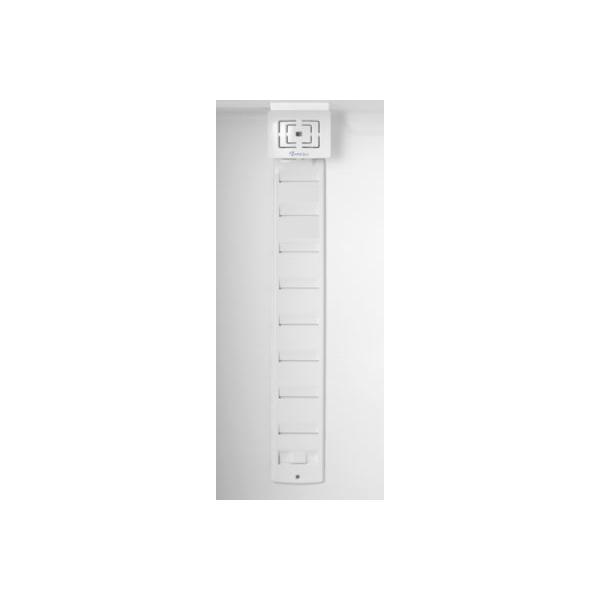Réfrigérateur congélateur en haut WHIRLPOOL Green Generation WTV45972NFCIX Froid ventilé