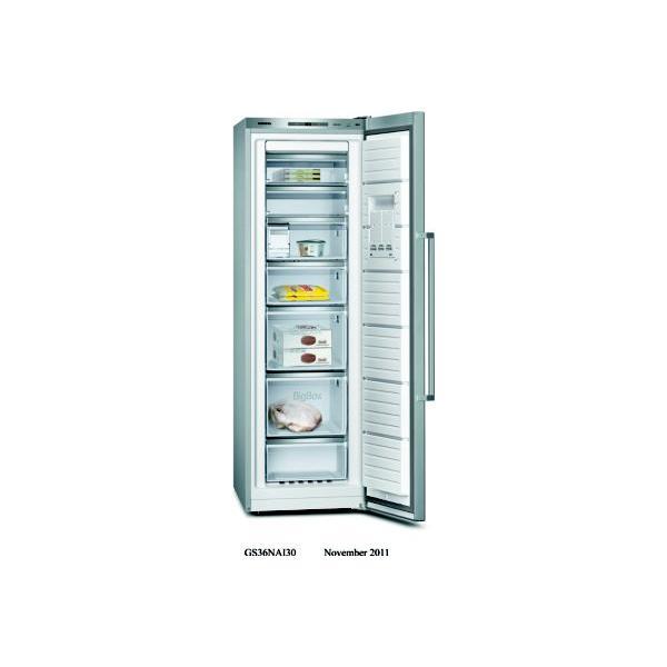 Congélateur armoire SIEMENS GS36NAI31