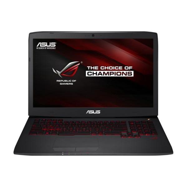 "Asus ROG G751jy-t7188h 17,3""  2.6 GHz  - SSD 128 Go - RAM 16 Go- Nvidia GeForce GTX980M"