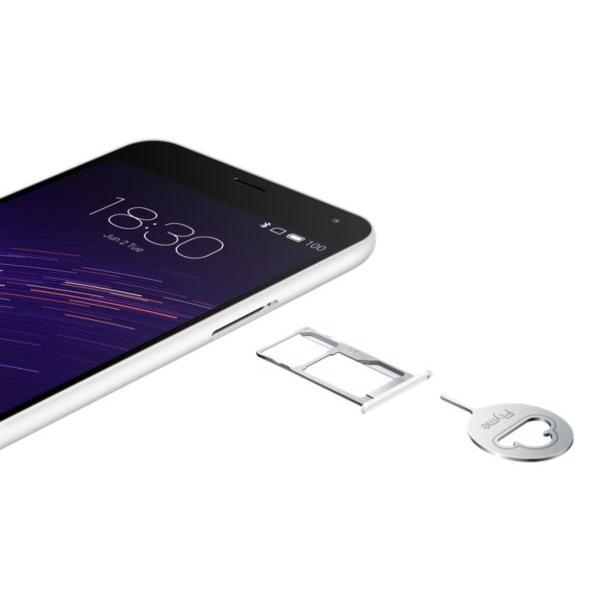 MEIZU M2 Note Blanc 16 Go 4G