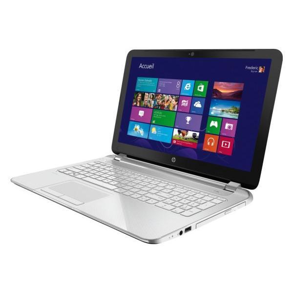 Hp 15-n283nf -  1,6 GHz - HDD 750 Go - RAM 4 Go - AZERTY
