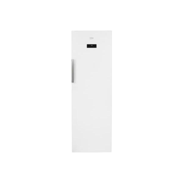Congélateur armoire BEKO RFNE312E33W