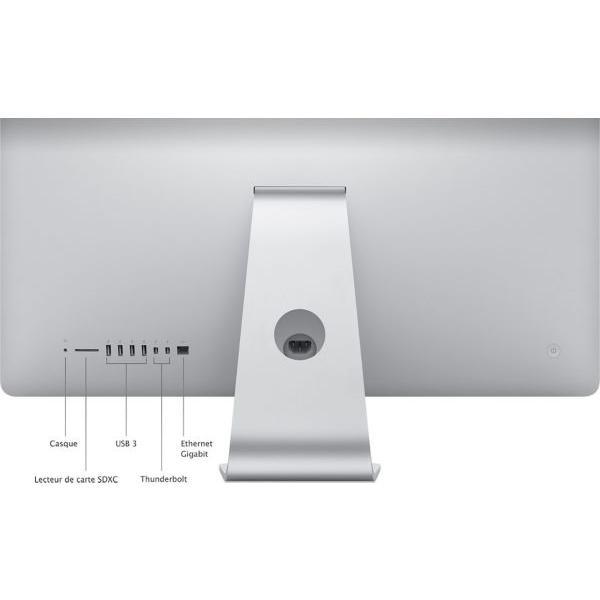 """Imac MF883F/A 21,5""""  1.4 GHz  - HDD 500 Go - RAM 8 Go"""
