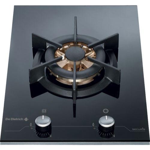 Domino verre - 1 foyer gaz triple couronne - DTG1118X