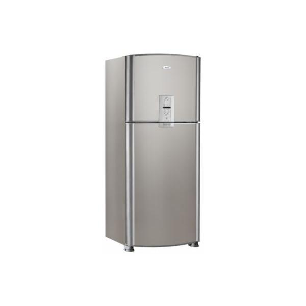 Réfrigérateur congélateur en haut WHIRLPOOL WTS 4445A+NFX 71 x 187.9 x 73.8