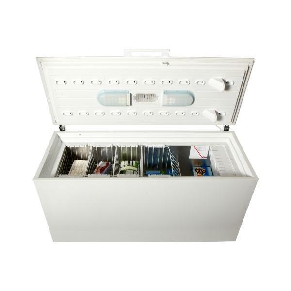 Congélateur coffre ELECTROLUX EC3340AOW 300 Litres 160 x 86.8 x 66.5