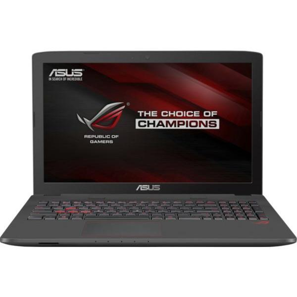 "Asus Rog Gl752vw-t4108t 17,3"" i7 2,6 GHz ; Turbo 3,5 GHz / 4 coeurs ; 8 threads / 6 Mo de mémoire cache GHz  - HDD 1 To - RAM 8 Go- NVIDIA GeForce GTX960M"