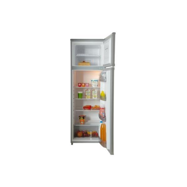 Réfrigérateur congélateur haut LADEN DP169IS 55 x 164 x 54.5 cm