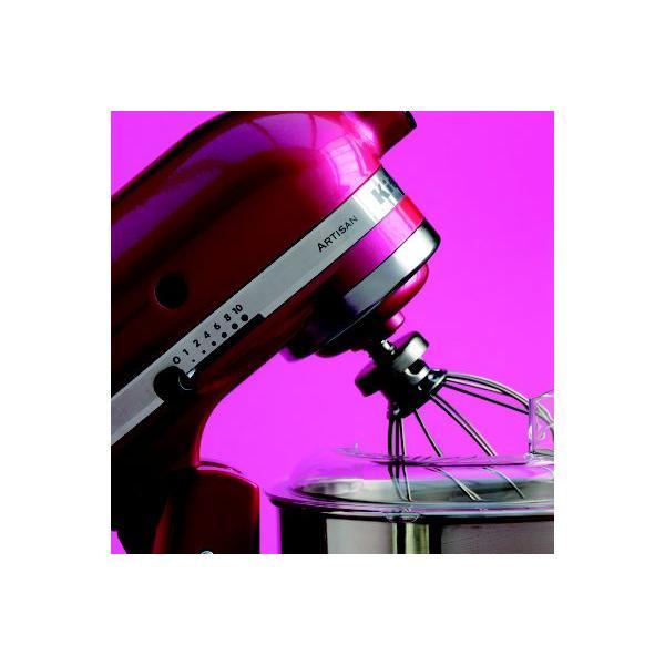 Robot sur socle Artisan KitchenAid ROSE FUSHIA 5KSM150PSECB