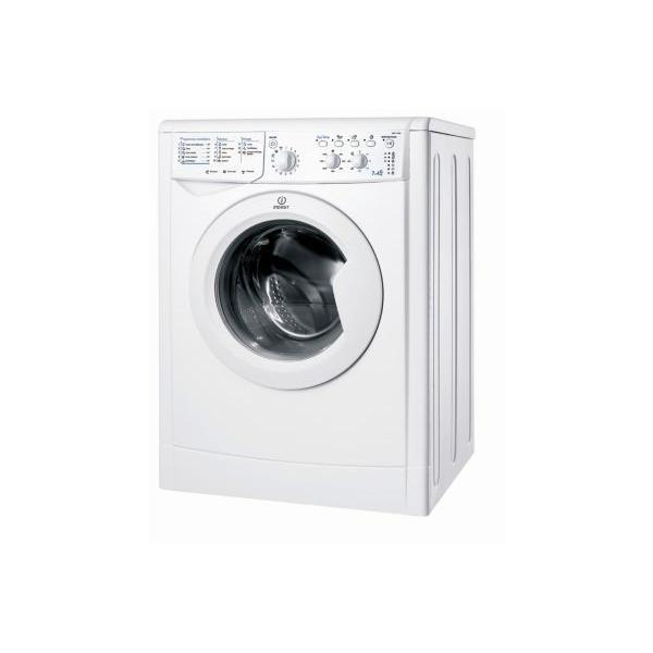 Lave-linge Séchant Frontal INDESIT IWDC 71680 59.5 x 85 x 53.5 cm