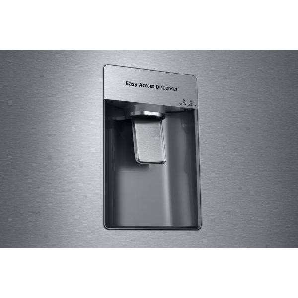 Réfrigérateur congélateur haut SAMSUNG RT53K6510SL 79 x 185,5 x 75cm