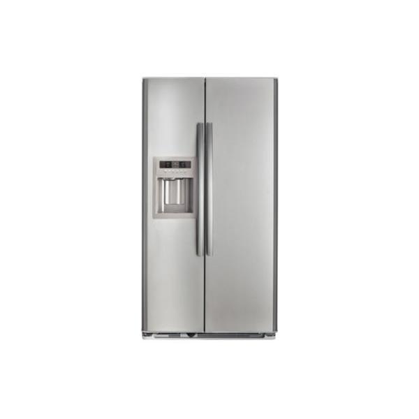 Réfrigérateur américain WHIRLPOOL WSC5541A+S 515 Litres silver 91.1 x 177 x 74.3 cm