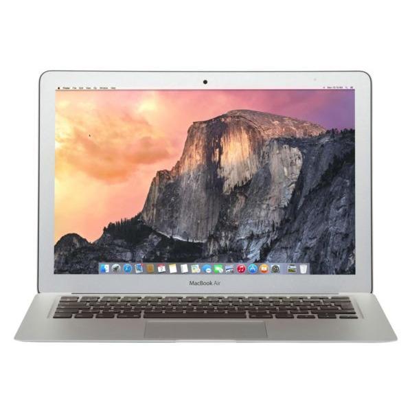 """Macbook Air 13.3"""" i5 1.6 GHz SSD 128 Go RAM 4 Go"""