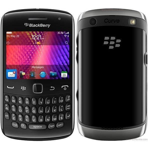 BlackBerry Curve 9360 - Noir - Bouygues