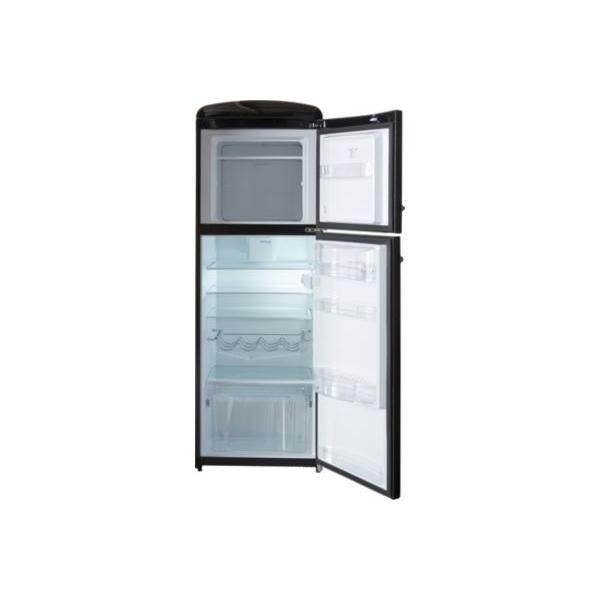 Réfrigérateur congélateur haut GORENJE RF 60309 OBK 60 x 173.7 x 64 cm