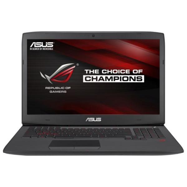 "Asus ROG G751JY-T7036H 17,3"" i7-4860HQ 2,4 GHz  - SSD 512 Go + HDD 1.488 To - RAM 32 Go- NVIDIA GeForce GTX980M"