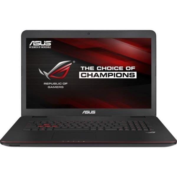 "Asus ROG G741JW-T7151T 17,3"" Core i5-4200H 2,8 GHz  - HDD 1 To - RAM 8 Go- NVIDIA GeForce GTX960M"