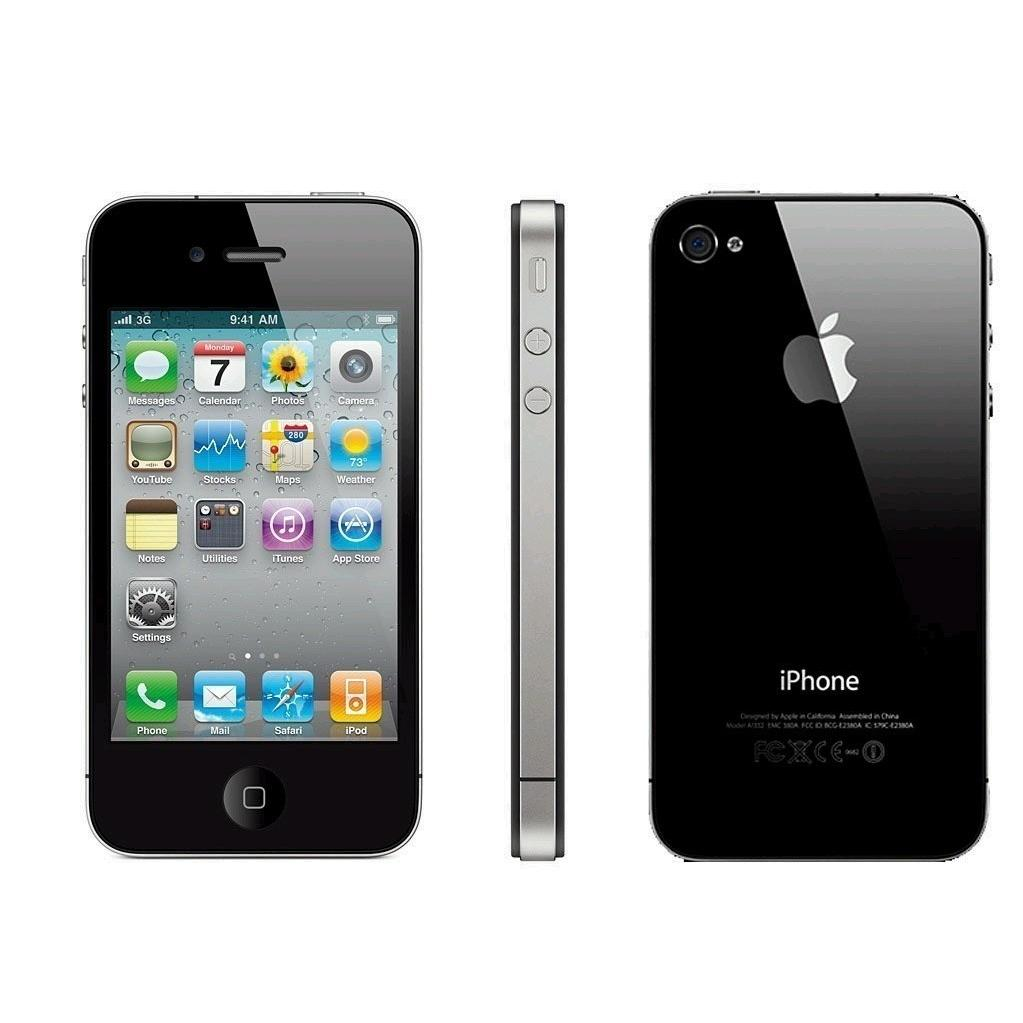 Iphone  Gb Reacondicionado