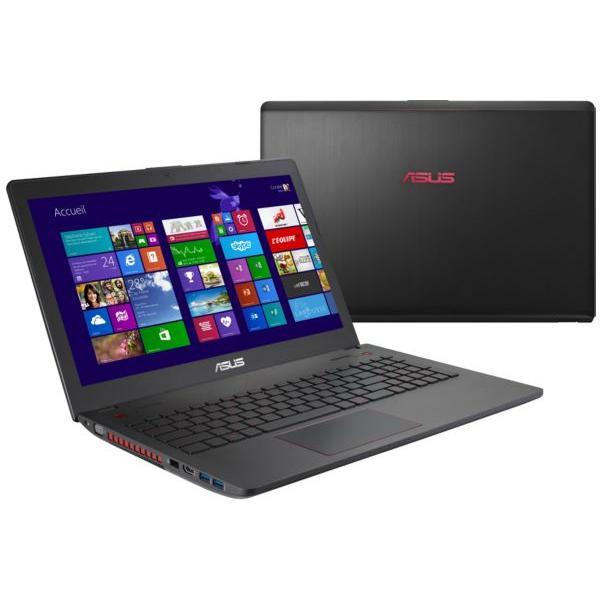 "Asus ROG G56JK 15,6"" Core i5 2,8 GHz  - HDD 750 Go - RAM 4 Go- NVIDIA GeForce GTX850M"