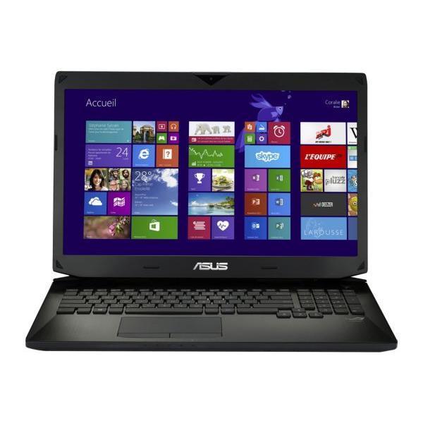 "Asus ROG G750JZ-T4146H 17,3"" i7-4860HQ 2,4 GHz  - SSD 256 Go + HDD 744 Go - RAM 16 Go- NVIDIA GeForce GTX880M"