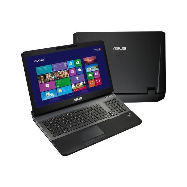 """Asus ROG G75VW-T1466H 17,3"""" i7-3630QM 2,4 GHz GHz  - HDD 750 Go - RAM 6 Go- NVIDIA GeForce GTX660M"""