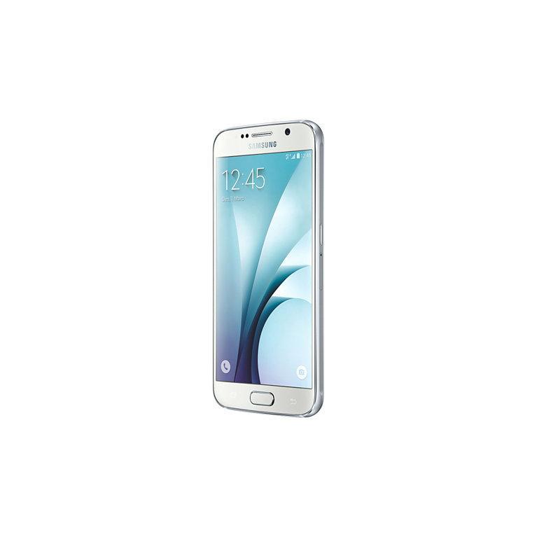 Samsung Galaxy S6 G920F 32 Go 4G - Blanc - Débloqué