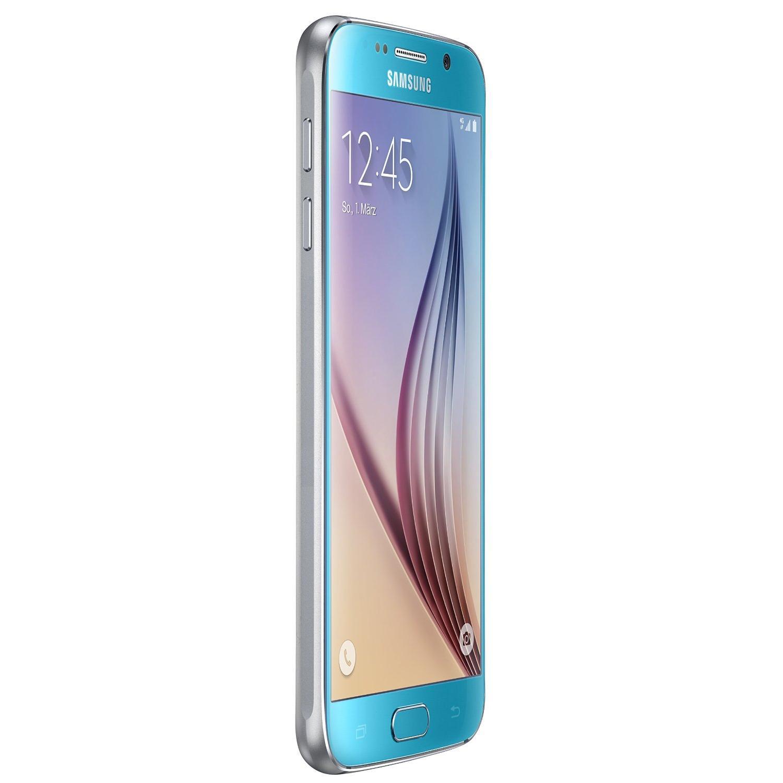 Samsung Galaxy S6 32GB G920 - Blau - Ohne Vertrag