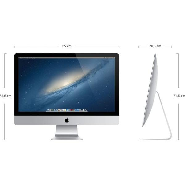 "iMac 27"" core i5 3,2 GHz HDD 1 To RAM 8 Go"